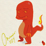 Charmander by RetroSleep