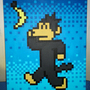 Pixel Aap Painting by aap