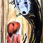 Chihiro meets No Face by Schteeve