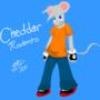 Cheddar Rodento by tehUltraNOVA