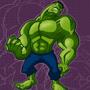 Hulk'd by Masebreaker