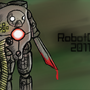 Robot :3 by SpaceCakeNinja