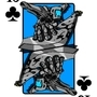 Ten of Clubs by chek