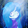 Lil Blue Girly by knux184