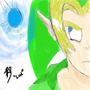 Link and Navi by LinkFableNova