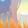 Burn by xjt