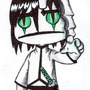 Ulquiorra Sackboy by ErnestDesigns