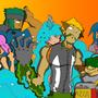 Hero Academy by oneXII