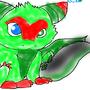 Natsu mah dragon!! DAWG by Rukiakittycat