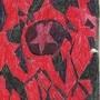 Heartagram Stained Glass by SpiritWolf5500