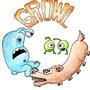 G as in Grrrrr! Real Monsters! by SuperLaserBeamPanda