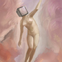 Goddess Of Television by Ludic