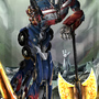 Optimus Prime - Never give up by Wavechan