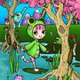 Froggie by PookatDino