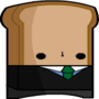 Bread head by SpaceBot