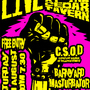 Punk Night Poster