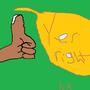 yer right! by jackorama