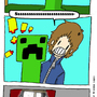 OverKill Minecraft by comicretard