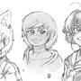Juno sketchs