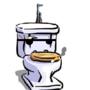 Spy Toilet by legovscobi