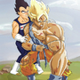 I LOVE DRAGON BALL by Manguinha