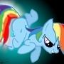 Rainbow Dash by BloodyTears22