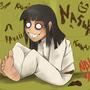 nasuki chan by Nerdbayne