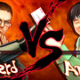 Nerd VS Arino by jaimito