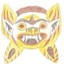 Barong Mask by Raija22