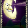 Moon Card by Kashi