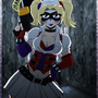 .:AA HarleyQuinn:. by DawnieMewMew