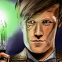 The Doctor, Matt Smith by Neelesh