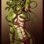 Medusa by PokketMowse
