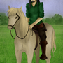 Rider by Moferiah
