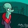 Alien by GreenSleeves91