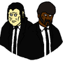pulp fiction by 66thStreet