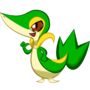 Snivy by BomKosh