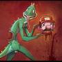 Bad Yoshi by GCS-WT