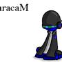 TheBlueMan... by ZaracaM