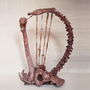 Bone Harp by lovingthedark