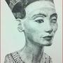 Bust o' Nefertiti by Theo-art