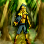 Geno in the rawest forest by Alef321