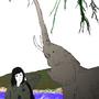 Elephanthosis by Katokun