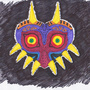 Majora's Mask by CrazyFaceProductions
