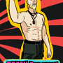 Techno Viking Tanz mit Laibach by BrookBrainwash