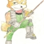 ~Fox Mc Cloud by FoxTechno
