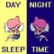 Little Girl Day/Night