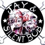 Jay and Silent Bob Zombies by Schteeve