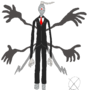 Slendermon by MetalShadowOverlord