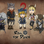 Roll d20 for Dance by JustinianKnight